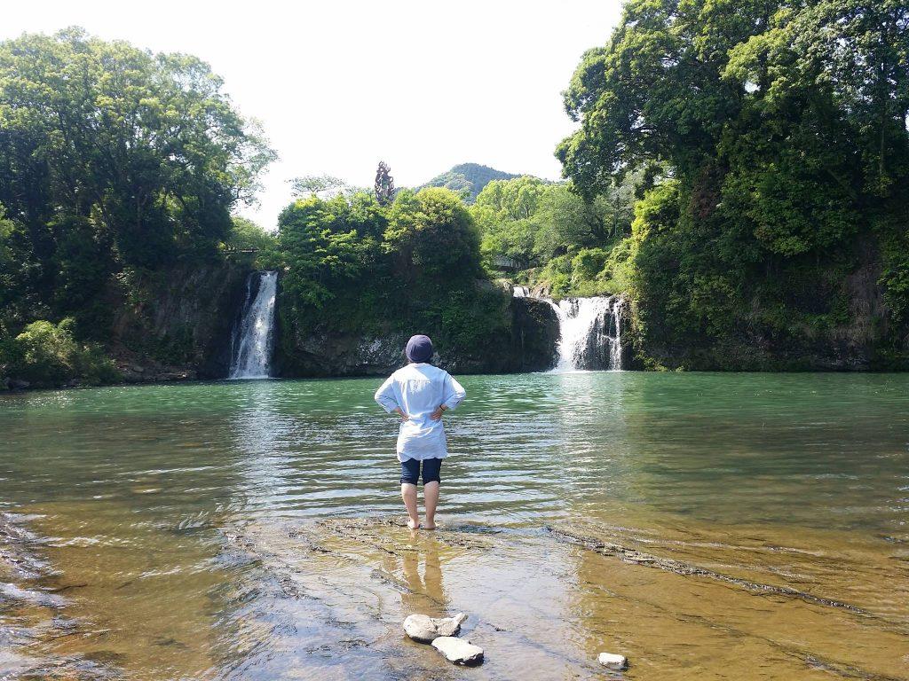 景勝地の有効活用 「轟の滝」